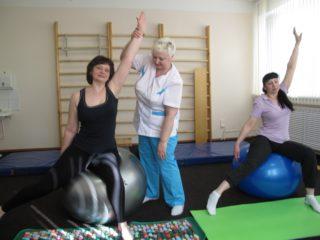 Комплекс упражнений при раке молочной железы