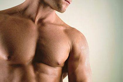 Упражнения для верха грудных мышц в домашних условиях