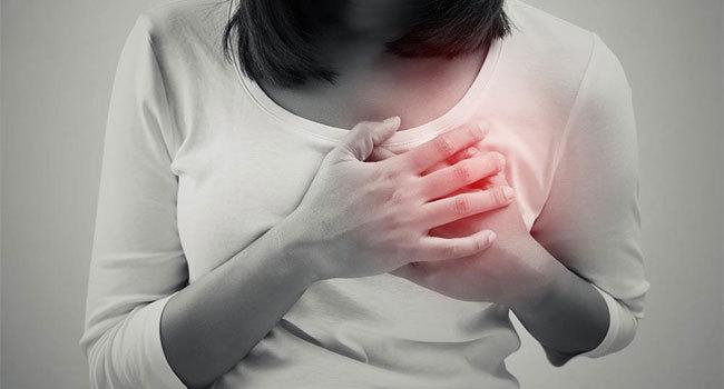 Почему набухли и болят грудные железы, а месячных нет и тест отрицательный