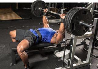 Программа тренировок на грудь на 8 недель в тренажерном зале для мужчин чтобы накачать грудные мышцы на массу