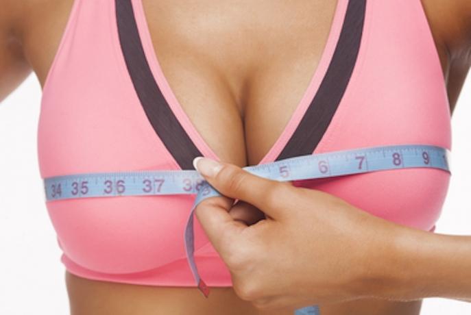 Как увеличить грудь в домашних условиях 🥝 девушке и женщине