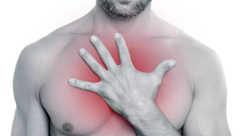 Почему может болеть мечевидный отросток грудины? Где находится икакие функции выполняет мечевидный отросток