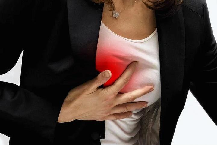Какие болезни вызывают жжение в грудине