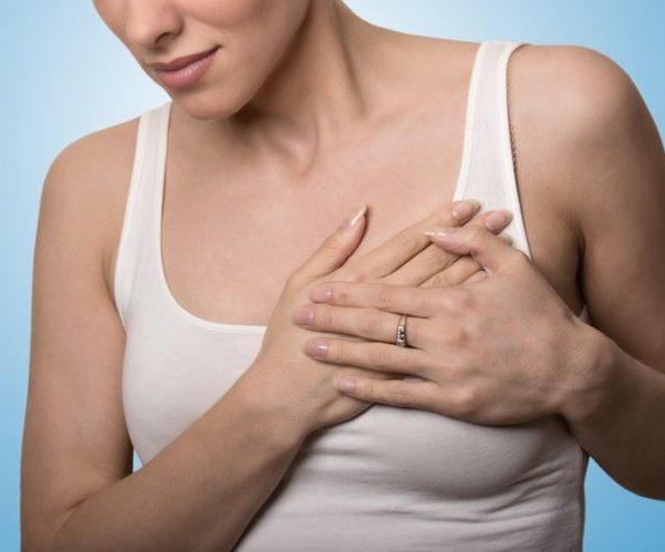 Гематома в груди