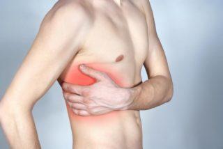 Боль в области левой грудины у мужчин