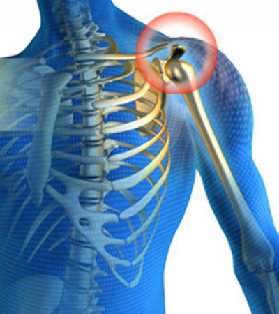 Боль в правом плече и лопатке