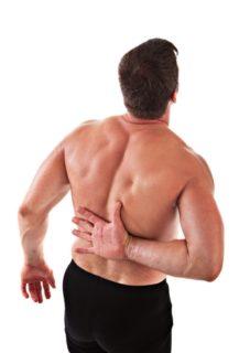 Боль под левой лопаткой сзади со спины и отдает в левую руку