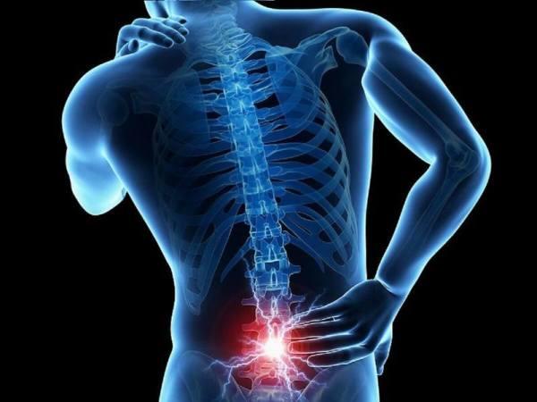 Прострел в спине: причины, лечение и профилактика