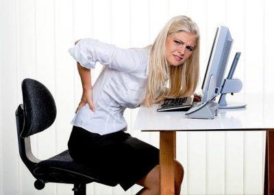 Почему после алкоголя болит спина