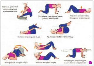 Что делать если простудил спину и поясницу