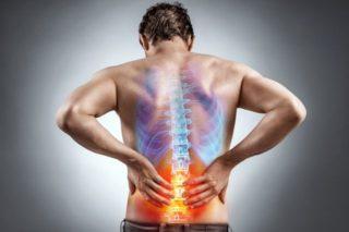 Мазь при болях в спине и пояснице