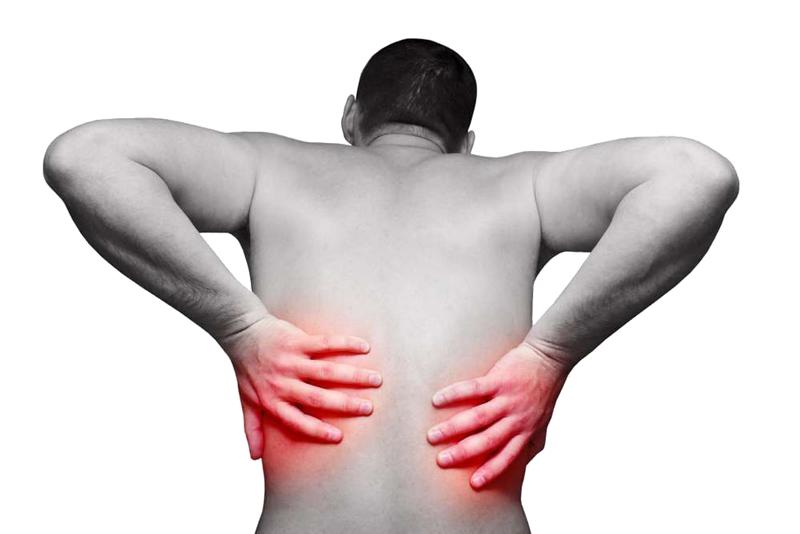 Болят бока с двух сторон со спины: почему возникает боль?