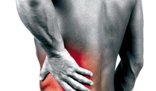 Боль слева сзади со спины внизу и выше поясницы: причины у женщин и мужчин