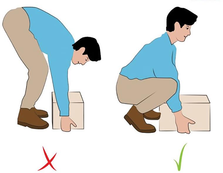 Боль в пояснице после поднятия тяжести