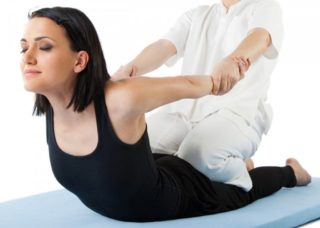 Кифоз грудного отдела позвоночника лечение и гимнастика