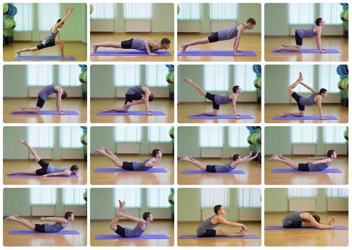 Укрепление мышц картинки