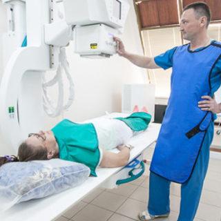 Перед рентгеном позвоночника надо очистить кишечник зачем