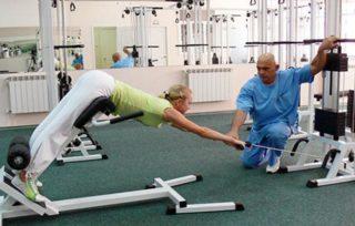 Упражнения при грудном остеохондрозе по бубновскому