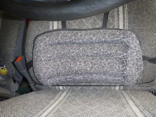 Подушка под поясницу в автомобиль