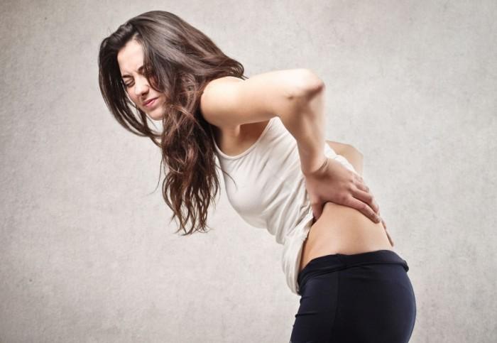 Ноющие боли в пояснице при беременности
