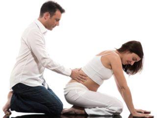 Тянет поясницу на раннем сроке беременности: причины болей в первом триместре и что делать
