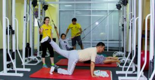 Лфк при сколиозе: комплекс упражнений, выполнение лечебной физкультуры при искривлении 1 и 2 степени