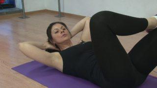 Упражнения для пресса при больной спине
