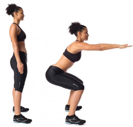 Упражнение Приседание Для Похудения. Приседания для похудения и сушка тела помогли мне сжечь 21 кг за 1 месяц! Может ли это сработать у Вас?