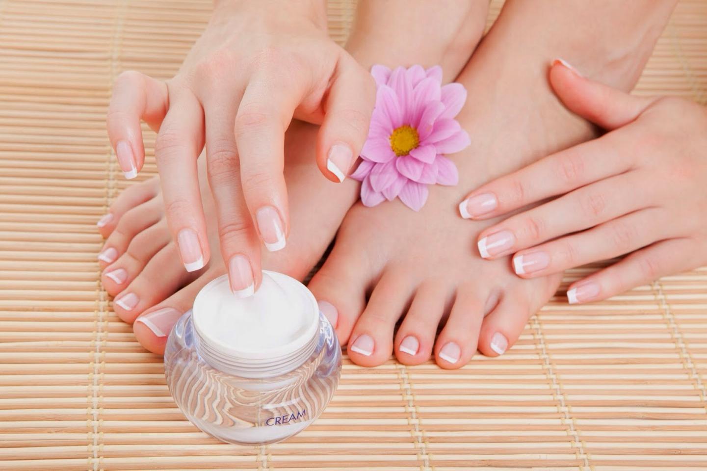 Уход за кожей ног в домашних условиях