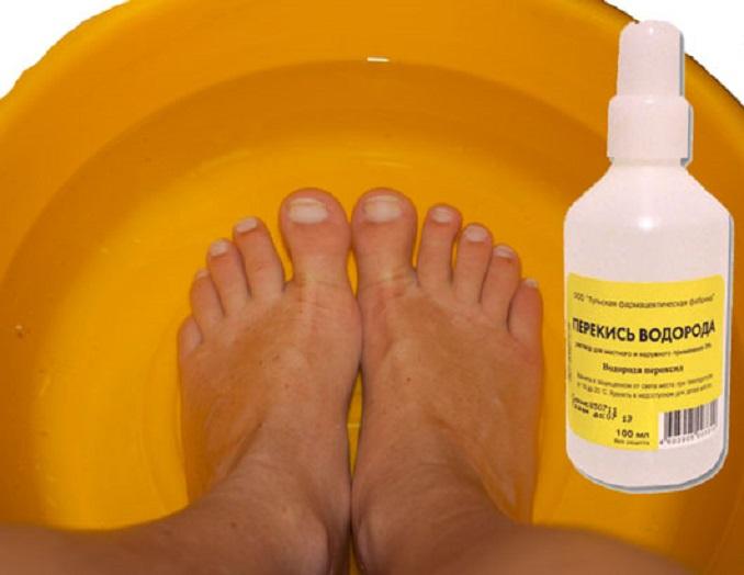 Как очистить кожу ног в домашних условиях